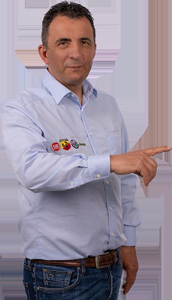 Civito Carroccia-Geschäftsleitung Lutz Historie