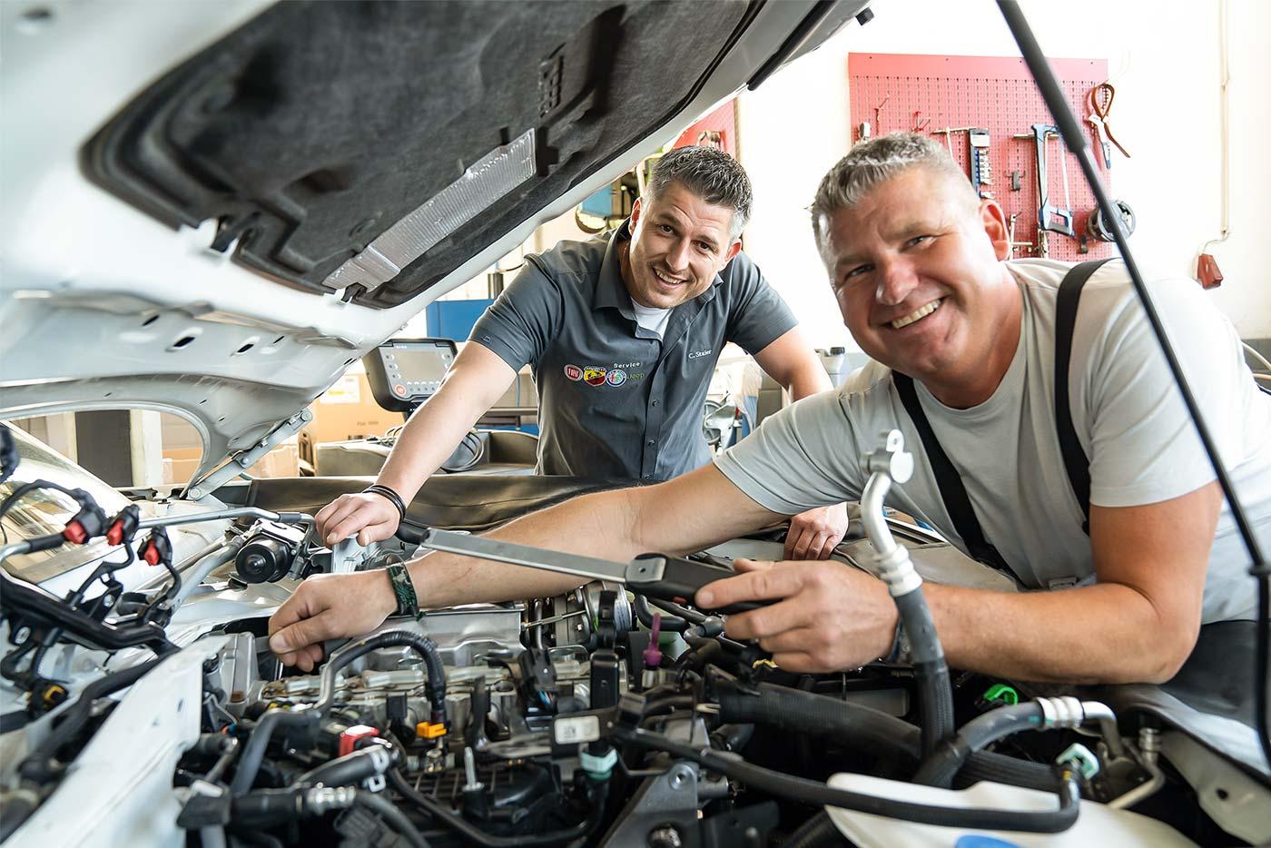 reparatur-fiat-automobile