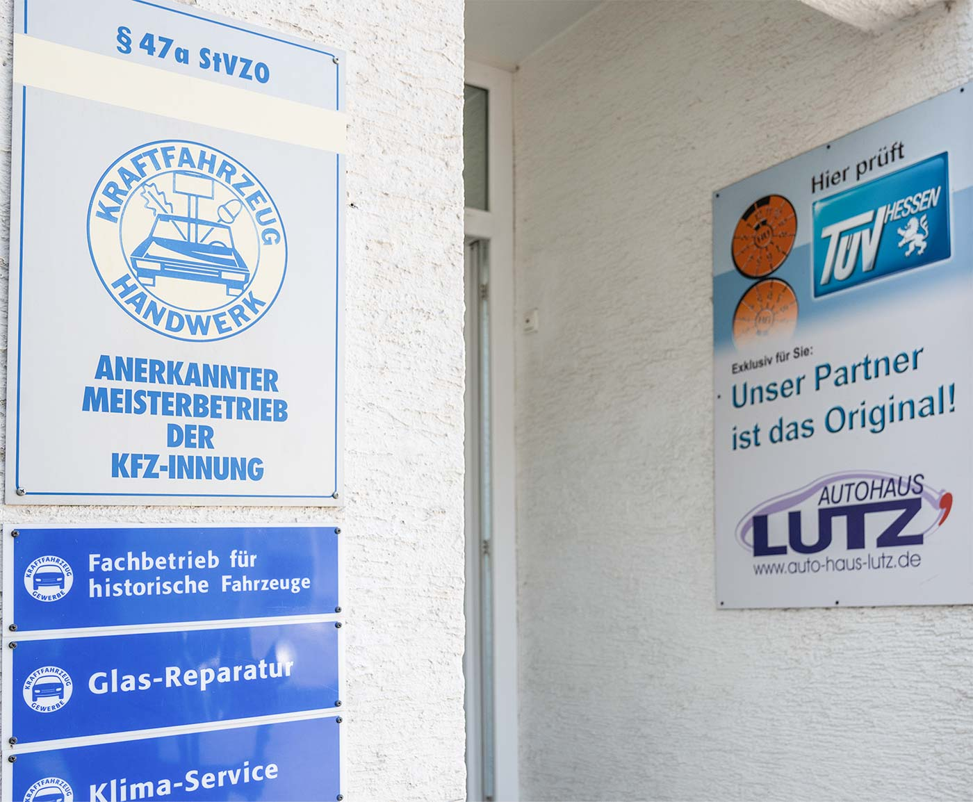 Kfz Meisterbetrieb TUEV-Hessen Partner